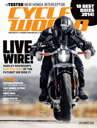 Cycle World September 2014
