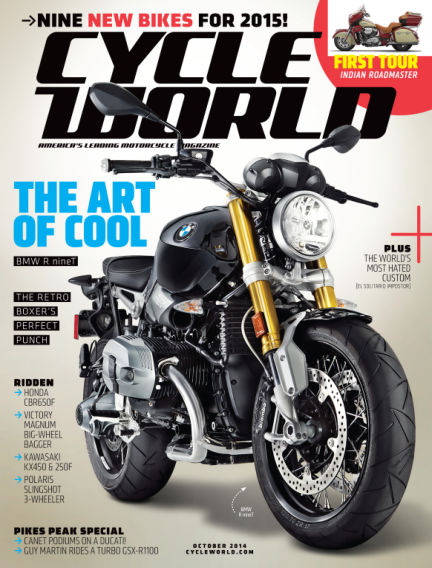 Cycle World September 13, 2014 00:00