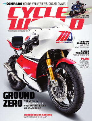 Cycle World January 2015