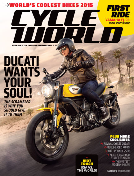 Cycle World January 24, 2015 00:00