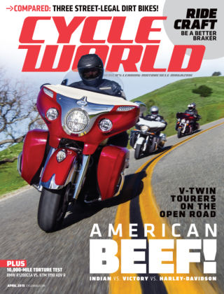 Cycle World April 2015