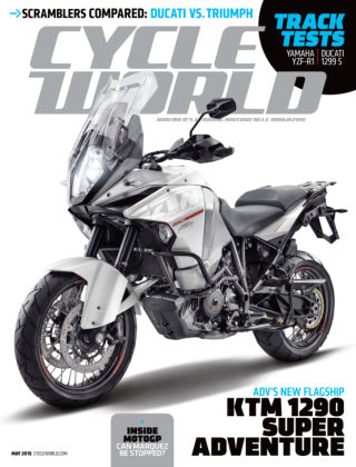 Cycle World May 2015