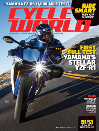 Cycle World July 2015