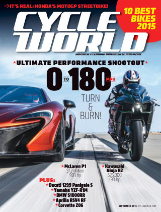 Cycle World September 2015