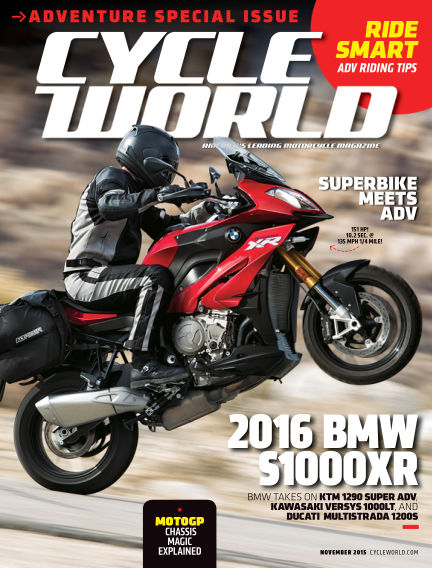 Cycle World September 19, 2015 00:00