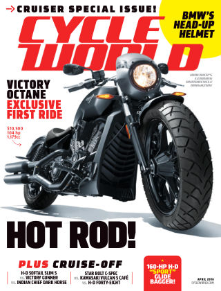 Cycle World Apr 2016