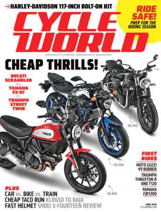 Cycle World Jun 2016