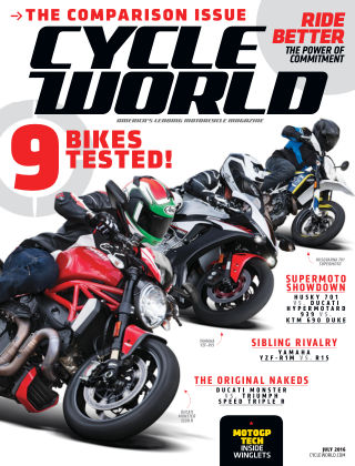 Cycle World Jul 2016