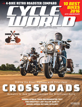 Cycle World Sep 2016