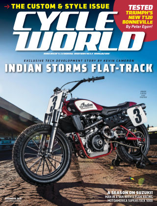 Cycle World Dec 2016