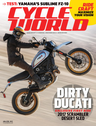 Cycle World Jan-Feb 2017