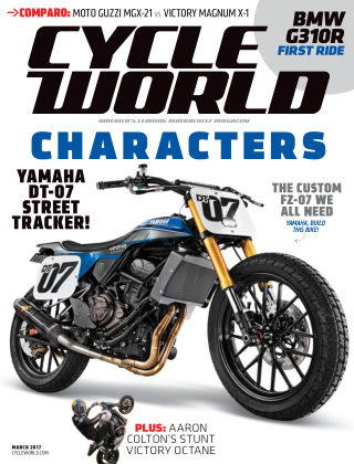 Cycle World Mar 2017