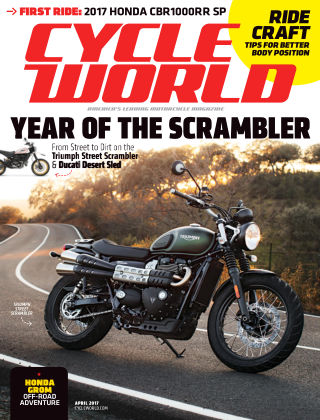 Cycle World Apr 2017