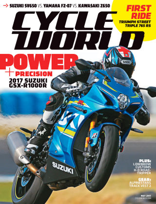 Cycle World May 2017