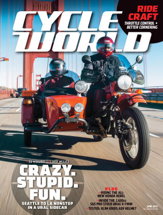 Cycle World Jun 2017