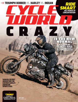 Cycle World Jul 2017