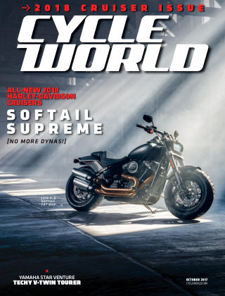Cycle World Oct 2017