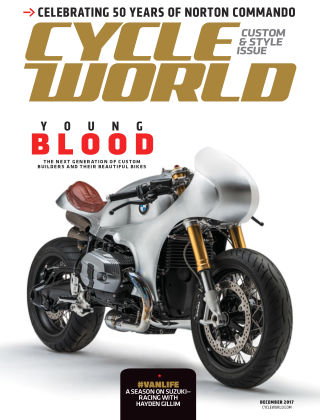 Cycle World Dec 2017