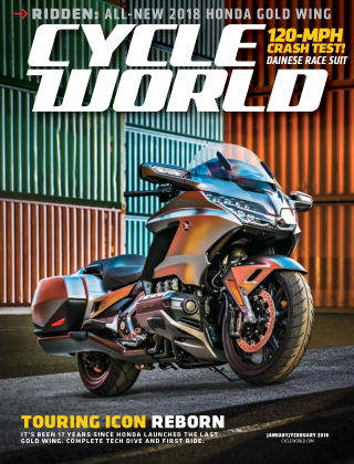 Cycle World Jan-Feb 2018