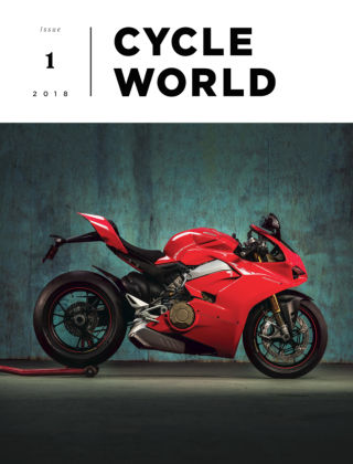 Cycle World Issue 1 - 18