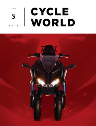 Cycle World Issue 3 - 18
