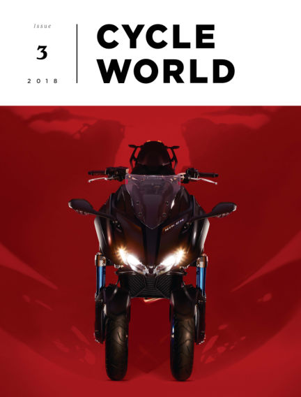 Cycle World July 14, 2018 00:00