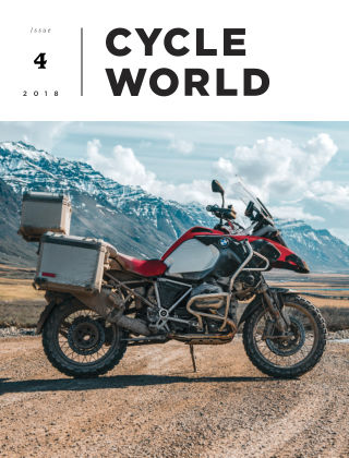 Cycle World Issue 4 - 18