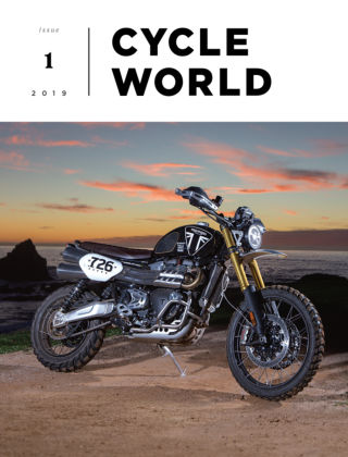 Cycle World Issue 1 - 2019