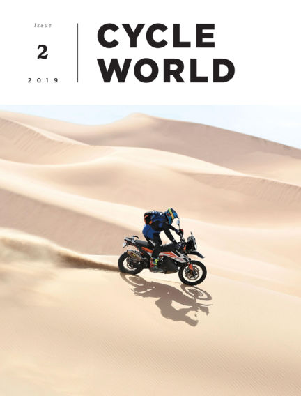 Cycle World May 13, 2019 00:00
