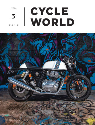 Cycle World Issue 3 - 2019