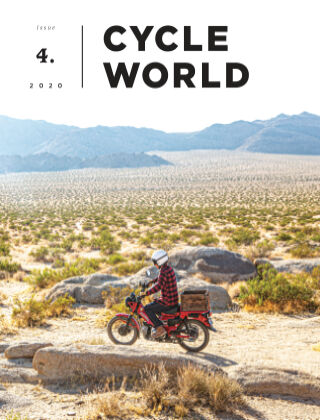 Cycle World Issue 4