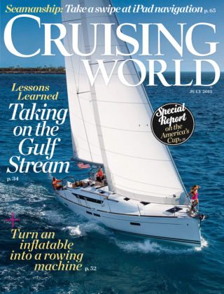 Cruising World July 2013
