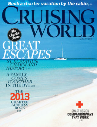 Cruising World August 2013
