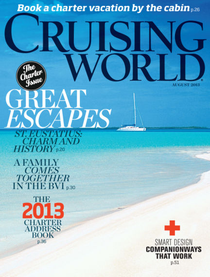 Cruising World July 13, 2013 00:00