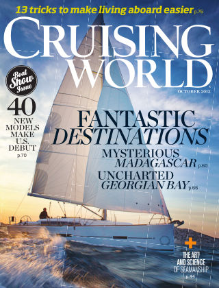 Cruising World October 2013