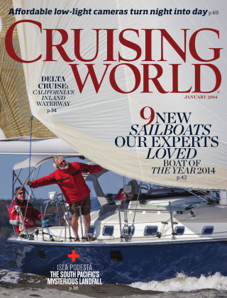 Cruising World January 2014