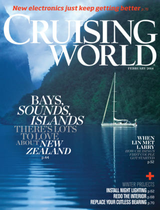 Cruising World February 2014