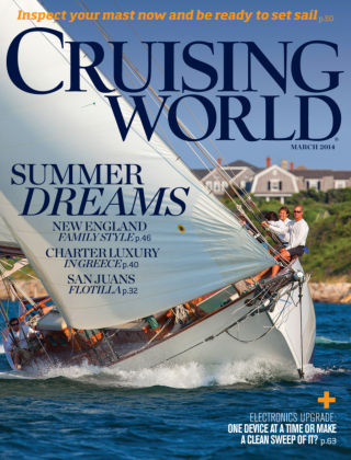 Cruising World March 2014