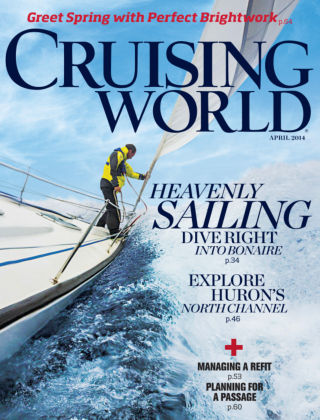 Cruising World April 2014