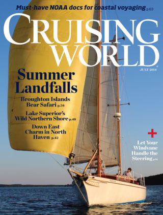 Cruising World July 2014