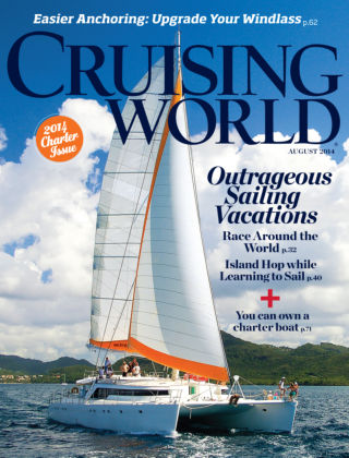 Cruising World August 2014