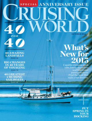 Cruising World October 2014