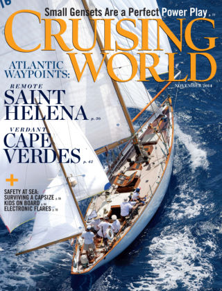 Cruising World November 2014