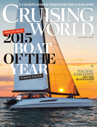 Cruising World January 2015