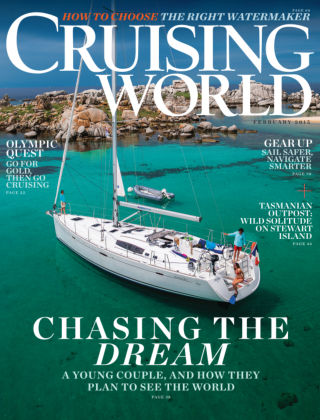 Cruising World February 2015