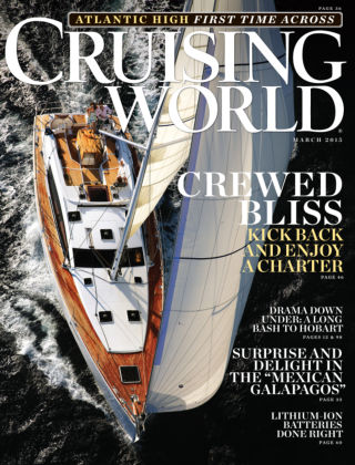 Cruising World March 2015