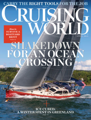 Cruising World April 2015