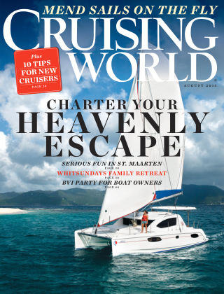 Cruising World August 2015