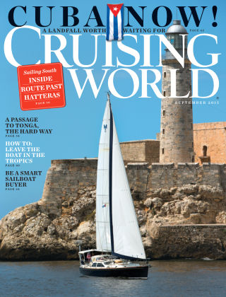 Cruising World September 2015