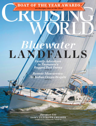 Cruising World Jan 2016